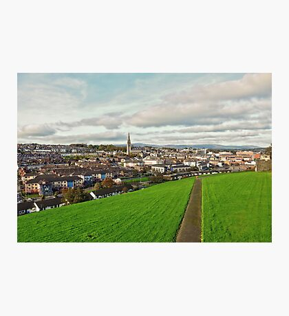 Derry from the City Walls Photographic Print