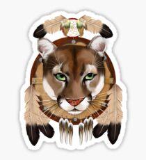 Puma Sheild  Sticker