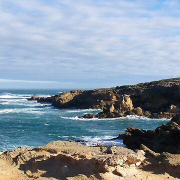 Thunder Point, Southwestern Victoria by MaKay