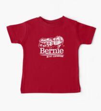 Bernie Sanders Is My Comrade Baby Tee