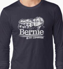 Bernie Sanders Is My Comrade Long Sleeve T-Shirt