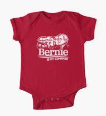 Bernie Sanders Is My Comrade One Piece - Short Sleeve