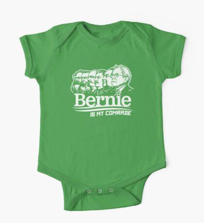 Bernie Sanders Is My Comrade Kids Clothes