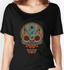 Celtic Skull Women's Relaxed Fit T-Shirt