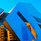 The PERTH ARENA - Western Australia by Karen Stackpole