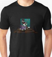Steampunk acid chemist Unisex T-Shirt