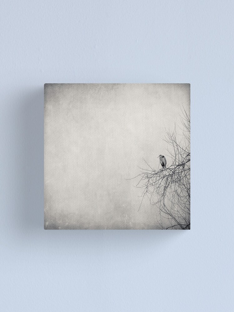 Alternate view of All Alone Again Canvas Print
