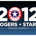 Rogers & Stark 2012 Presidential Campaign Poster by Eozen