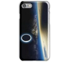 Space Lunar Eclipse Iphone case 4/4s iPhone Case/Skin