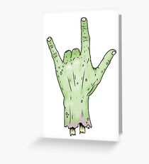 Rock'n'Rise Greeting Card