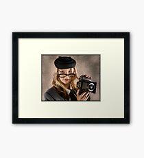 Kodachrome Moment Framed Print