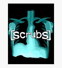 Scrubs Photographic Print