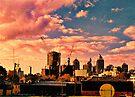Sunset @ Redfern  by Kutay Photography