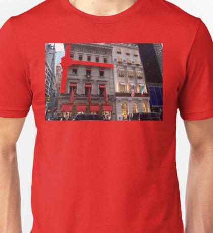 Christmas 5th Avenue - 2011 T-Shirt