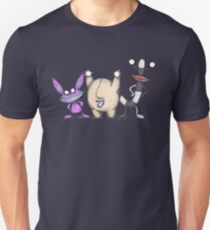 Ahh! Real Plushies Unisex T-Shirt