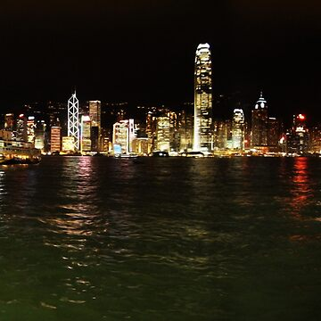 Tsam Shui, Hong Kong by cadellin