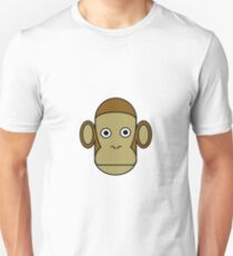Mr Monkey Unisex T-Shirt