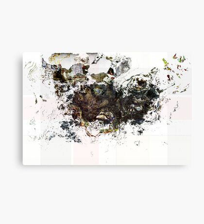 Part of you and me Canvas Print