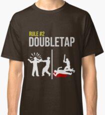 Zombie Survival Guide - Rule #2 - Doubletap Classic T-Shirt