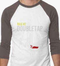 Zombie Survival Guide - Rule #2 - Doubletap Men's Baseball ¾ T-Shirt
