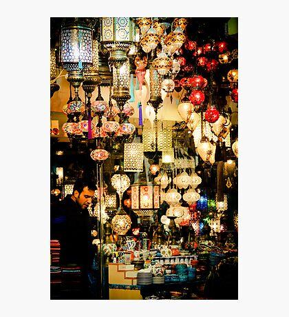 Luminescent Photographic Print