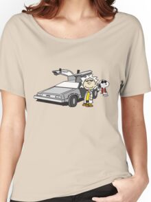Doc Brown Women's Relaxed Fit T-Shirt