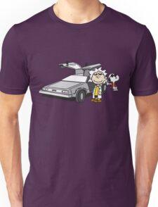 Doc Brown Unisex T-Shirt