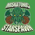 Miskatonic Starspawn by TeeKetch