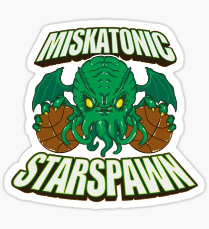 Miskatonic Starspawn Sticker
