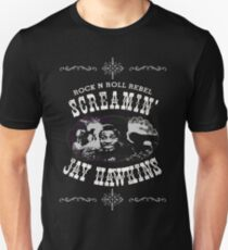 Screamin' Jay Hawkins Rock N Roll Rebel Unisex T-Shirt