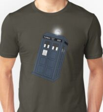 Tumblr And Relative Dimensions In (cyber)Space. T-Shirt
