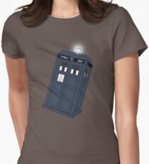 Tumblr And Relative Dimensions In (cyber)Space. Womens Fitted T-Shirt