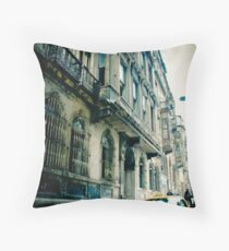 Arrival Throw Pillow