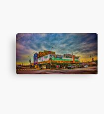 Nathan's The Original Since 1916 in Coney Island Canvas Print