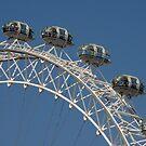 London Eye by Michelle Boyd