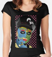 leigh bowery Women's Fitted Scoop T-Shirt