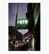 Foto Photographic Print