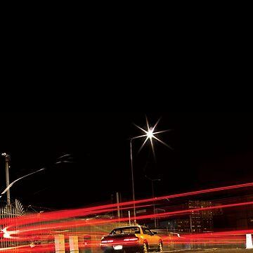 Silvia - Night Shoot 2 by madebyluddy