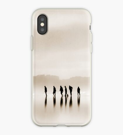 the long walk home iPhone Case