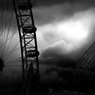 London Eye by Ben Marshall