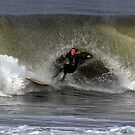 The Surfer by Michael  Moss
