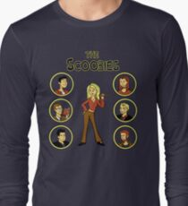 Buffy and the Scooby Gang Long Sleeve T-Shirt