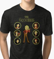 Buffy and the Scooby Gang Tri-blend T-Shirt