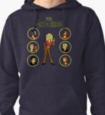 Buffy and the Scooby Gang Pullover Hoodie