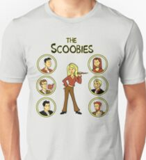 Buffy and the Scooby Gang Unisex T-Shirt