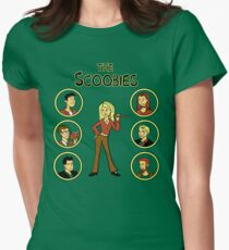 Buffy and the Scooby Gang Womens Fitted T-Shirt