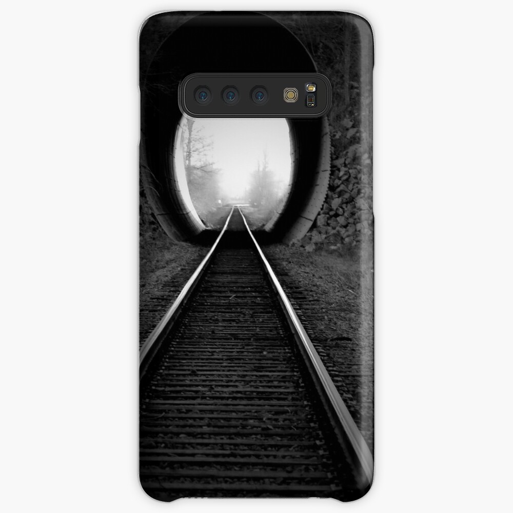 Train Tracks  Case & Skin for Samsung Galaxy