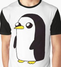 Penguin. Graphic T-Shirt
