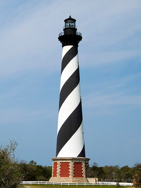 Quot Cape Hatteras Lighthouse Outer Banks North Carolina Quot By