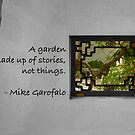 A Garden Story by Marilyn Cornwell
